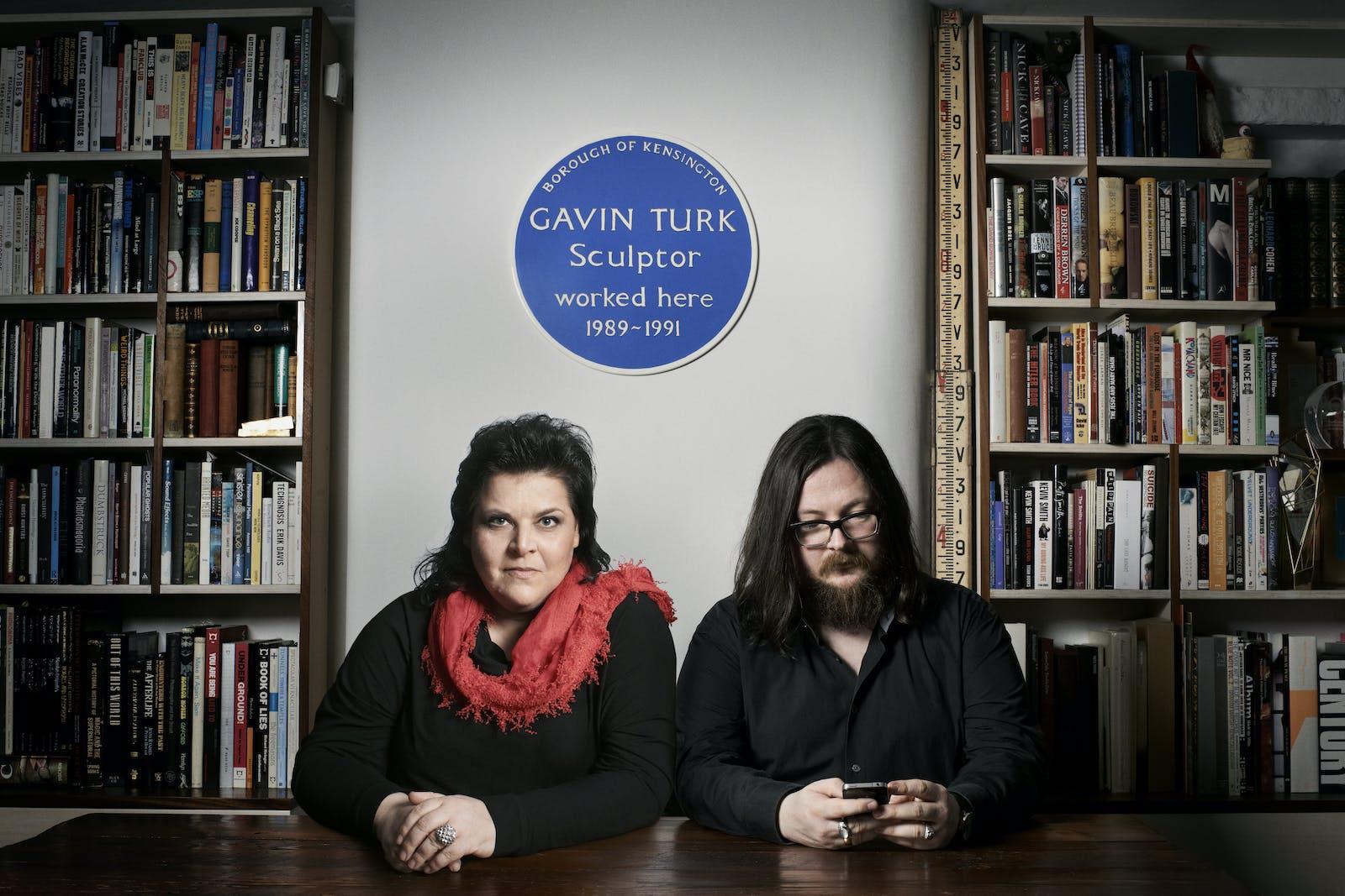 Iain Forsyth & Jane Pollard