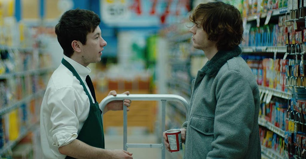 Barry Keoghan, Evan Peters, American Animals