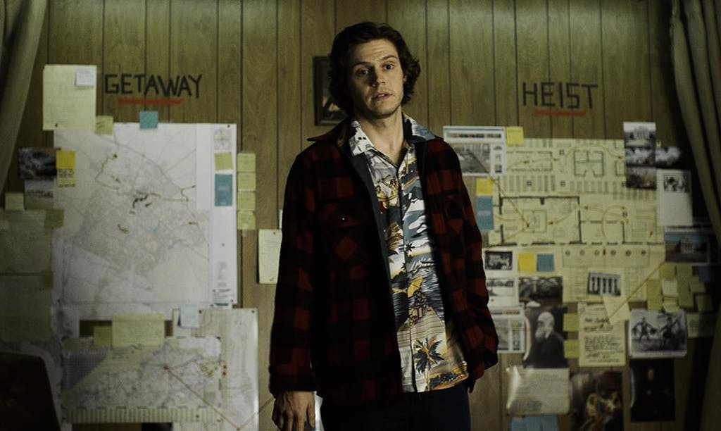 Evan Peters, American Animals