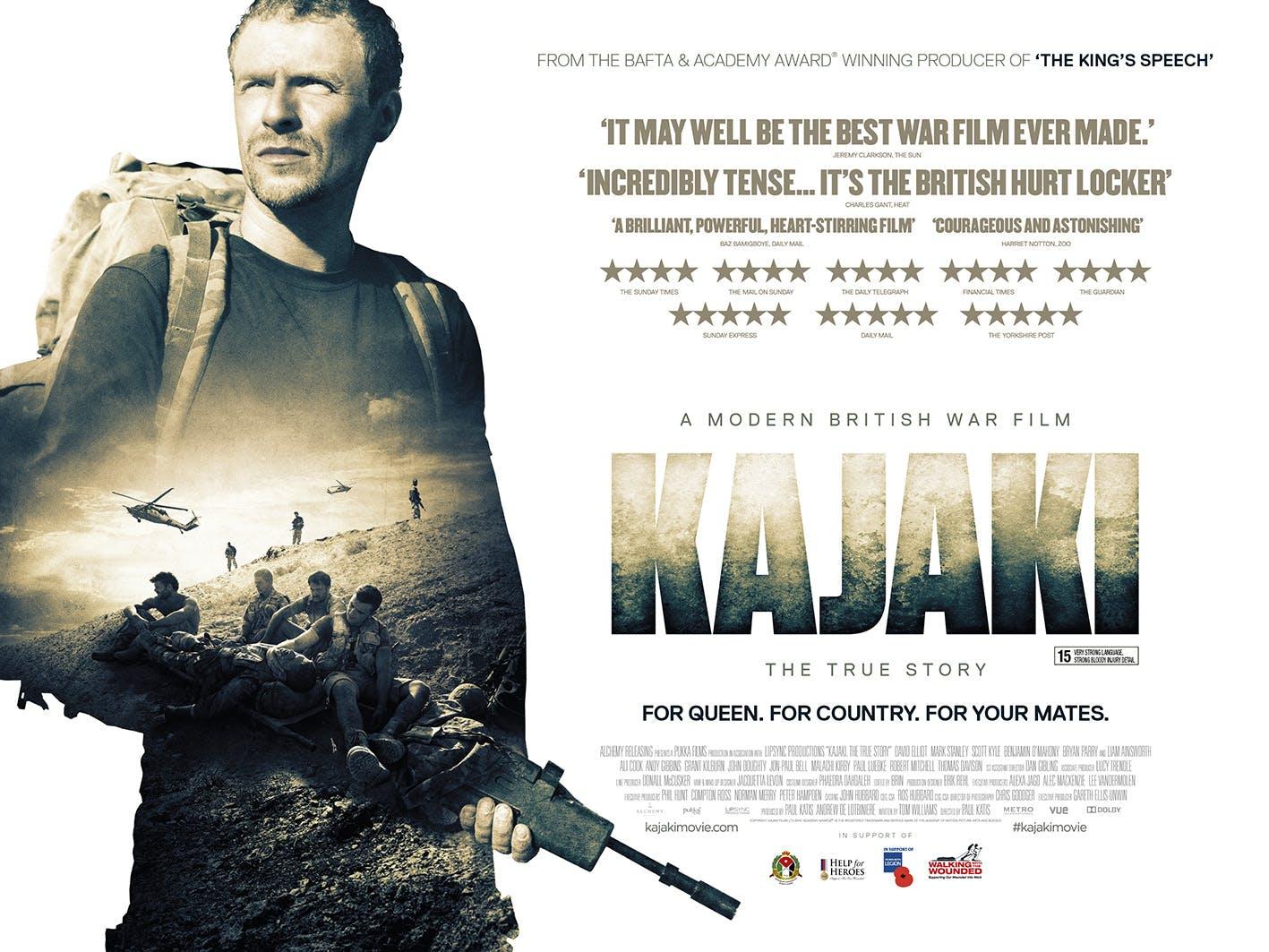 BIFA Insider: Kajaki: The True Story · BIFA · British Independent ...