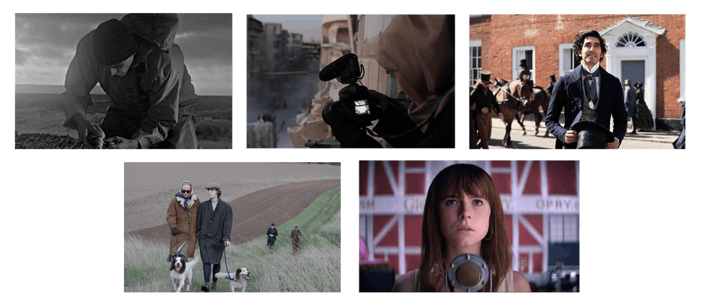 Best film nominees 2019