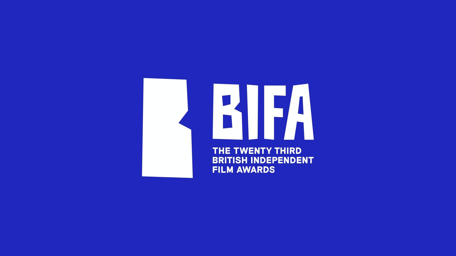 NOMINATIONS ANNOUNCED FOR BIFA 2020 · BIFA · British Independent Film Awards
